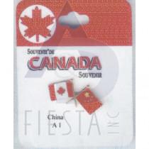 CANADA FRIENDSHIP PIN - CHINA