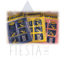 SHMATA CLOTH 1 PACK ASSORTED COLORS