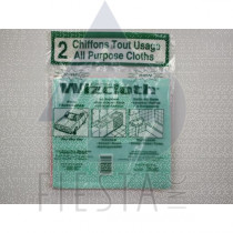 WIZCLOTH ALL PURPOSE CLOTHS 2 PACK